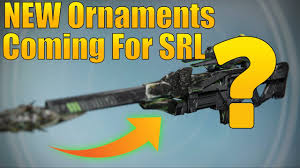destiny new ornaments coming for srl and new black spindle and