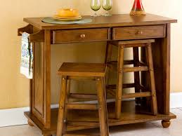 Movable Kitchen Island Ideas Kitchen Island 9 Kitchen Island Cart With Seating Back To