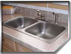 Porcelain Repair In New Jersey And Arizona - Deep stainless steel kitchen sinks