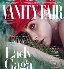 Vanity Lady Gaga Lyrics Lady Gaga Covers Vanity Fair Italy News And Events Gaga Daily