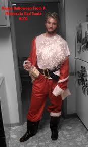 Bad Santa Halloween Costume Chivers Halloween Costumes Thechive