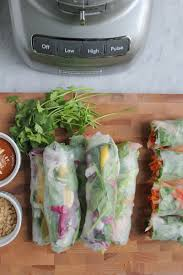 Home Entertaining Asian Food At Home Entertaining With Spring Rolls The