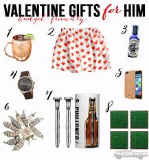cheap valentines day gifts for him budget friendly s day gifts bradford