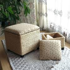 Storage Ottoman Bench Seat T4blisshome Page 4 Storage Ottoman Stool Leather Cube Ottomans