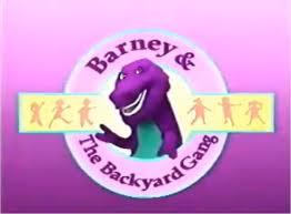 Barney And Friends Backyard Gang Lovely Barney And The Backyard Gang Wiki Part 8 The Backyard