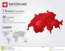 France On World Map by Switzerland On World Map Stock Illustration New Roundtripticket Me
