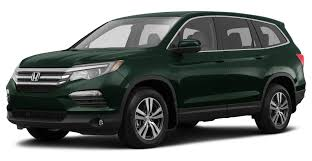 Amazon Com 2017 Honda Pilot Reviews Images And Specs Vehicles