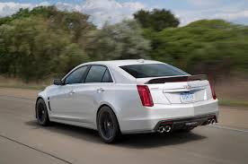 2017 cadillac cts v reviews and rating motor trend
