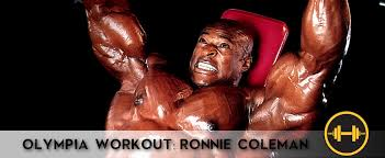 Ronnie Coleman Bench Olympia Workout Ronnie Coleman Generation Iron Fitness