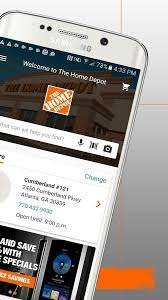 when does home depot open black friday the home depot android apps on google play