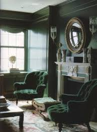 Green Chairs For Living Room Green Velvet Chair Foter