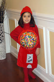 gum ball machine costume is for red gumball machine costume