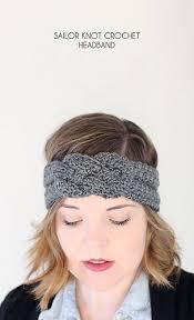 crochet hairband ravelry sailor knot crochet headband pattern by middleton