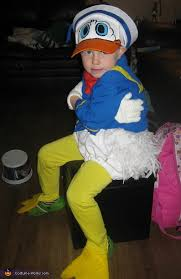 donald costume donald duck costume