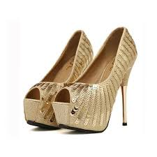 wedding shoes gold color cheap black gold high heel shoes find black gold high heel shoes