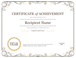 examples of certificates of completion certificate ppt cris lyfeline co