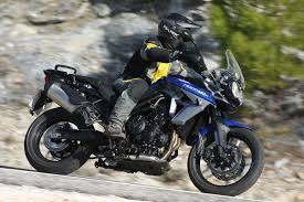 triumph tiger 800 xr 2015 on review mcn