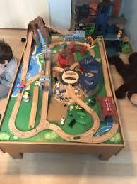 imaginarium classic train table with roundhouse imaginarium train table buy sell items from clothing to