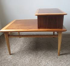 lane furniture coffee table mid century end table lane furniture danish style drefindsvintage