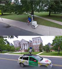 Google Maps Washington by Google Street View Takes Another Selfie Google Street View