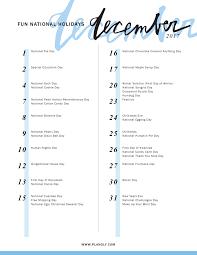 december 2017 content calendar planoly