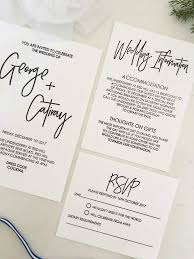 letterpress invitations modern letterpress wedding invitations coco press