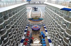 first impressions of the world u0027s largest cruise ship