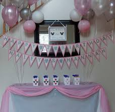 Mickey Mouse Party Theme Decorations - interior design pink party theme decorations home design popular