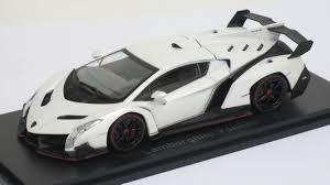 Lamborghini Veneno Black - kyosho 1 43 lamborghini veneno white 05571w