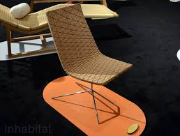 Outdoor Furniture Made From Recycled Materials by Erika Cross U0027s Vertebral Cork Chair Is Made From Recycled Bottle