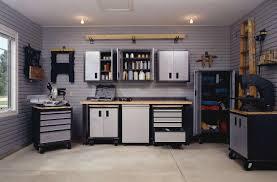 minimalist nice design of the garage layout ideas that has cream