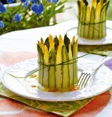 chartreuse cuisine chartreuse d asperges et rascasse aux agrumes
