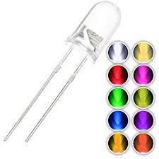 led diode kit co rode 3mm 5mm led lights emitting diodes assorted