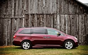 2010 Honda Odyssey Cross Bars by 2011 Honda Odyssey Touring Elite Four Seasons Wrap Up