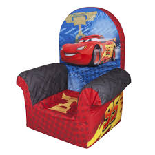 High Back Chair by Disney Pixar Cars Marshmallow High Back Chair Toys