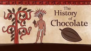 the history of chocolate deanna pucciarelli youtube