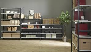 rangement archives bureau étagère de bureau etag re de bureau rapido blanche couleur blanc