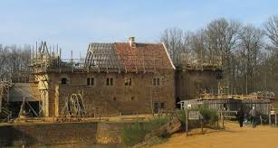 Old Castle Curtain Wall A Medieval Castle In The Making Travel Smithsonian