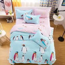 Penguin Comforter Sets Online Get Cheap Penguin Comforter Set Full Size Aliexpress Com