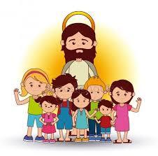 imagenes de jesucristo animado vectores de stock de dibujos animados de jesús ilustraciones de