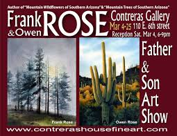 arizona native plant society frank s rose