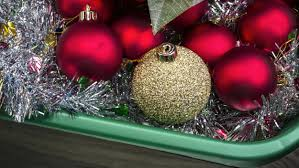 organization tips for storing ornaments garland and other holiday