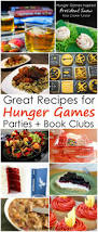 40 must see projects parties book lists for hunger games fans