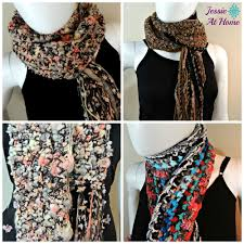 boho crochet basic boho crochet scarf so fashionable and easy at home