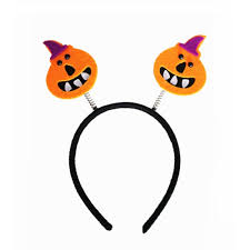aliexpress com buy kids hair bands halloween bats pumpkin spring