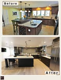 modern kitchen cabinets orange county long beach black contemporary modern l shaped kitchen and bathroom