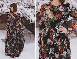 alexandra j shabby apple winter bouquet dress winter bouquet