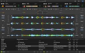 algoriddim launches djay pro for mac with 4 deck support spotify