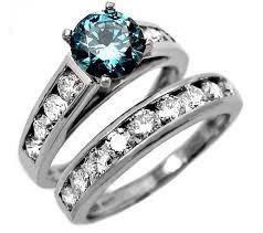 blue wedding rings blue wedding ring mindyourbiz us
