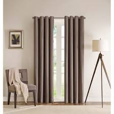 aurora home wide fire retardant 84 inch blackout curtain panel